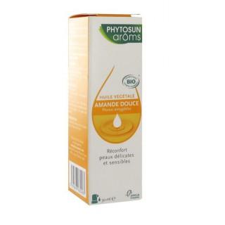 Phytosun Arôms Huile Végétale d'Amande douce 30 ml