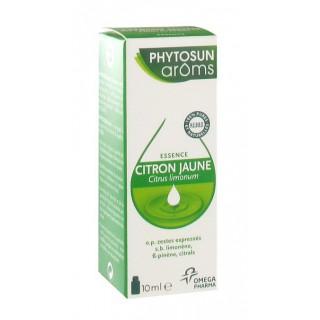 Phytosun Arôms Citron Jaune 10 ml