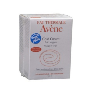 AVENE Cold cream pain surgras 100gr duo