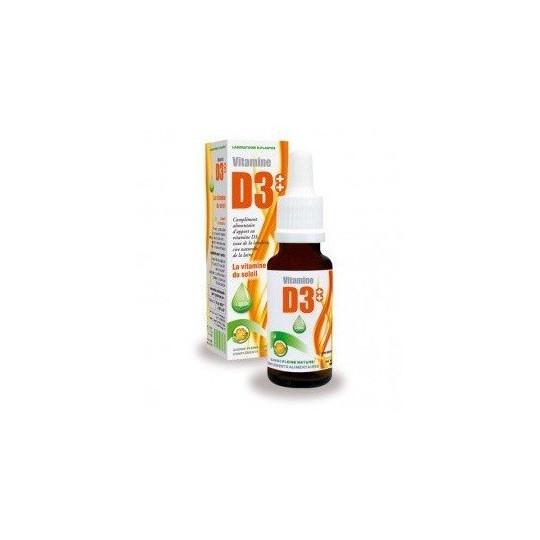 D.Plantes Laboratoire Vitamine D3++ Huile - 20 ml