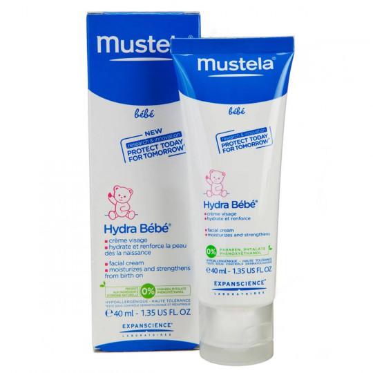 Mustela Bébé Hydra bébé creme 40ml