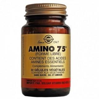 Solgar Amino 75 30 gélules