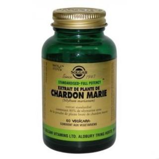 Solgar Chardon Marie 60 gélules