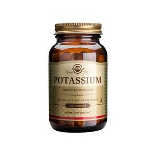Solgar Potassium boite de 100