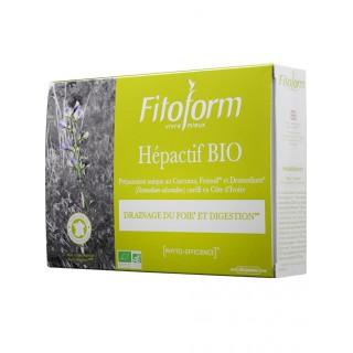 Fitoform Hepactif 30 Ampoules