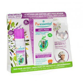 Puressentiel Kit rentree anti poux 2016