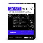 SYNACTIFS DigestActifs 30 gélules