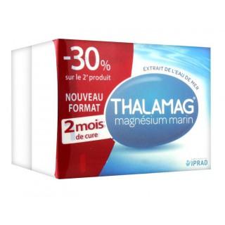 Thalamag Magnésium Marin Lot 2 x 60 Gélules