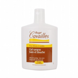 Rogé Cavaillès Gel bain surgras 400ml