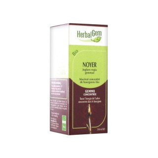 HerbalGem Bio Noyer 30 ml