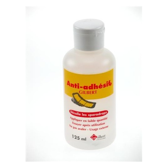 Solution anti adhesif 125ml Gilbert