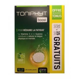 Sante Verte toni'phyt boost 30 + 15 comprimés