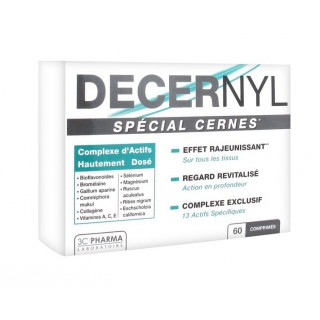 3C Pharma Decernyl 60 Comprimés