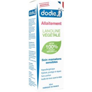 Dodie Allaitement Lanoline végetale Soin 40ml