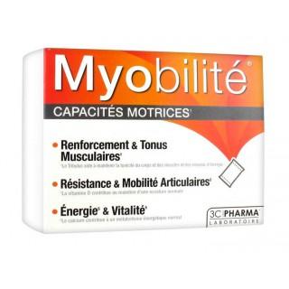 3C Pharma Myobilité 15 Sachets 7 g