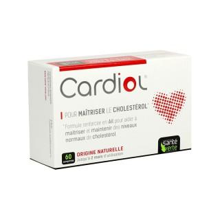 Cardiol 60 Comprimés Santé verte