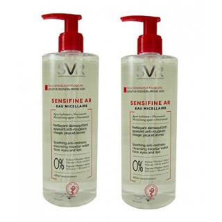 Svr Sensifine AR eau micellaire 2 x 400ml