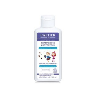 Cattier Shampoo anti-lice Protector 200ml