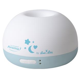 Le comptoire Aroma Diffuseur veilleuse bébé 3 en 1