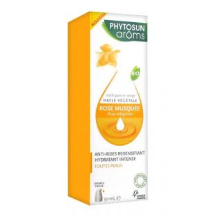 Phytosun Arôms Huile Végétale Rose Musquée 50 ml