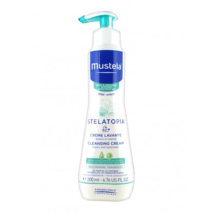 MUSTELA Soin Stelatopia Cleansing Cream 200ml