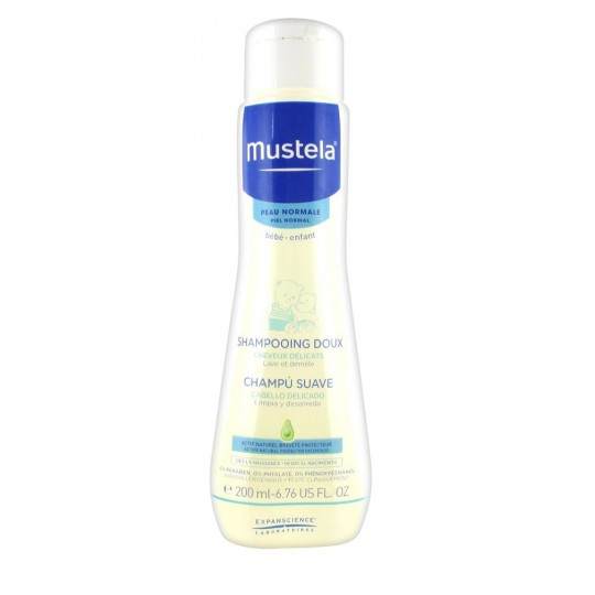 MUSTELA Baby Very Gentle Shampoo 200ml