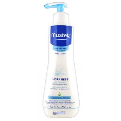 MUSTELA Baby Hydrababy Milk pump bottle 300ml