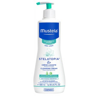 Mustela Stelatopia Washing cream 500 ml