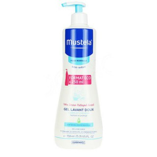 Mustela Mild Cleansing Gel Baby 750ml