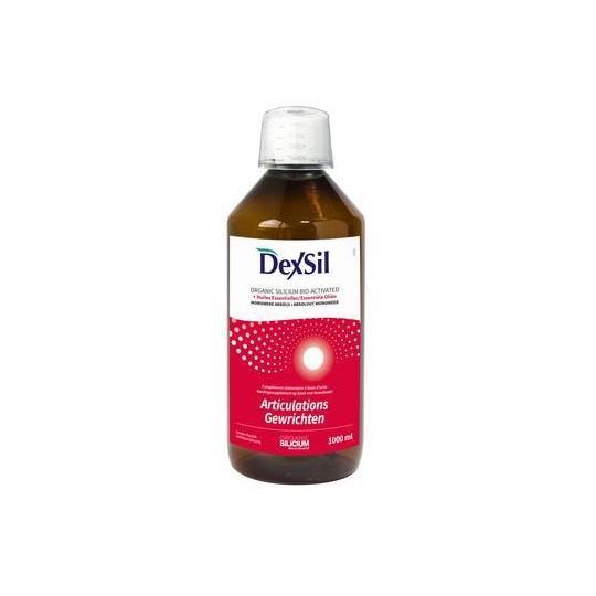 Dexsil Articulations silicium organic+huiles essentielles 1L