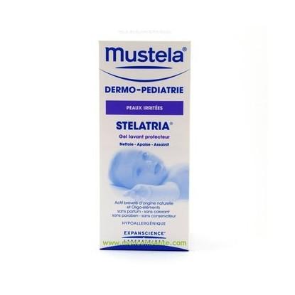 MUSTELA Soin Stelatria gel lavant protecteur 150ml