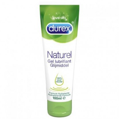 Durex Gel lubrifiant Naturel 100 ml