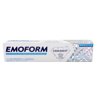 Emoform dentifrice Diamant 75ml