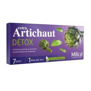 Milical Extra Artichaut Detox 7 doses