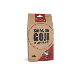 Nat & form Baies de goji 500g