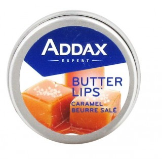 Addax Butter Lips 6 ml Caramel beurre salé