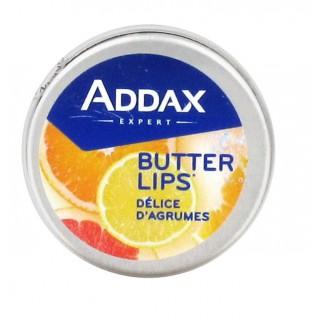 Addax Butter Lips 6 ml Délice d'agrumes