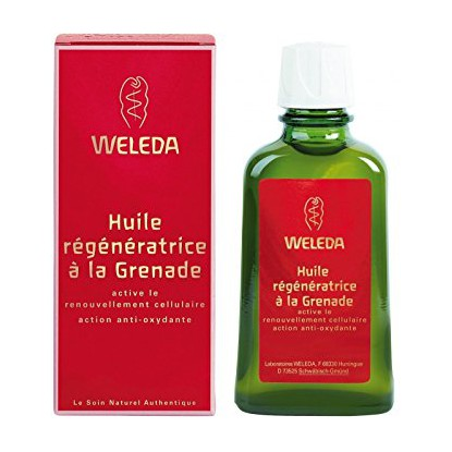 Regenerative oil with Grenada Weleda 100ml