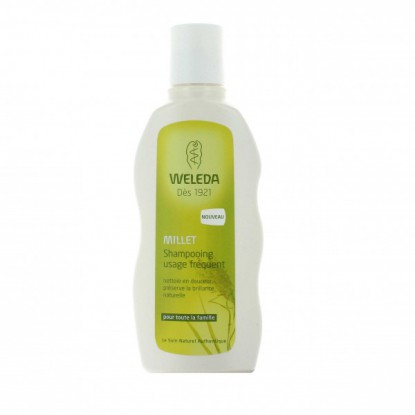 Weleda Millet Frequent use Shampoo 190ml