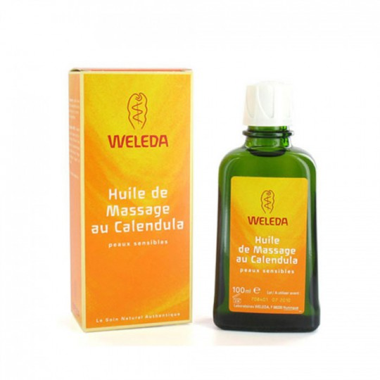 Calendula Massage Oil Weleda 100ml