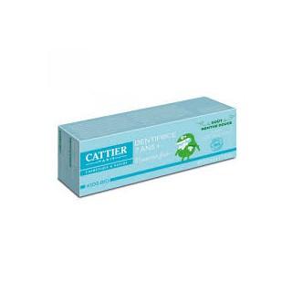 Cattier Kids Bio Mint toothpaste 7 Ans+ 50ml