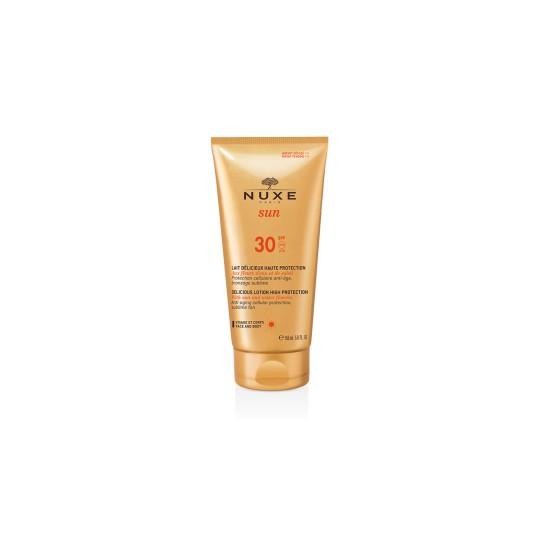 Nuxe Sun Delicious Milk spf 30 150ml