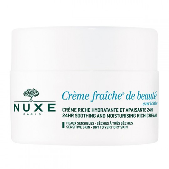 Nuxe Fresh, Soothing & Moisturizing Cream Pot 50ml