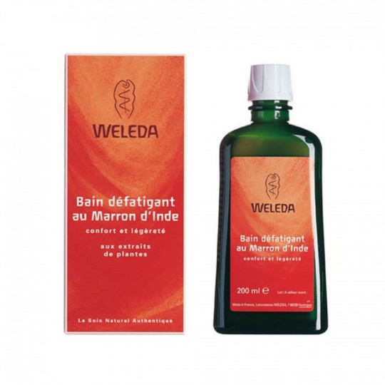 Anti-fatigue Horse Chestnut Bath WELEDA 200ml