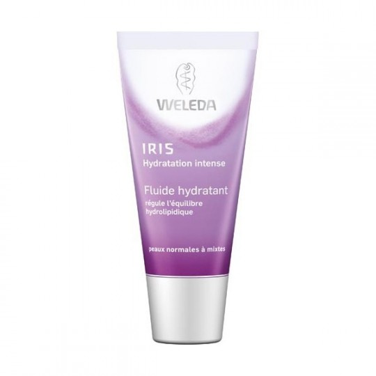 Iris Hydrating Fluid Weleda 30ml