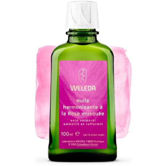 Rosehip Harmonizing Oil Weleda 100ml