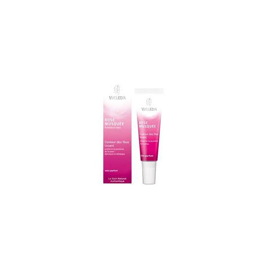 Rose Smoothing Eye Contour Weleda 10ml