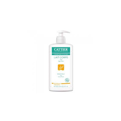 Cattier Moisturizing Body Lotion Tea & Citrus fruits 50ml