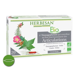 Herbesan Articulation Bio 20 ampoules