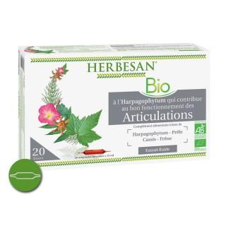 Herbesan Articulation Bio 20 ampoules